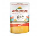 Almo Nature Φακελάκι Jelly Κοτόπουλο 55gr