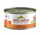 Almo Nature Κονσέρβα Jelly Κοτόπουλο 70gr