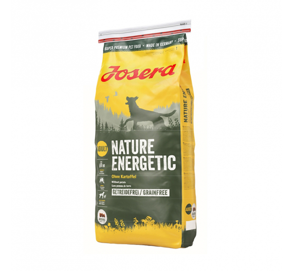 Josera Nature Energetic Adult 15kg