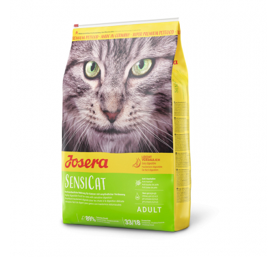 Josera Sensicat Sensitive Adult 10kg