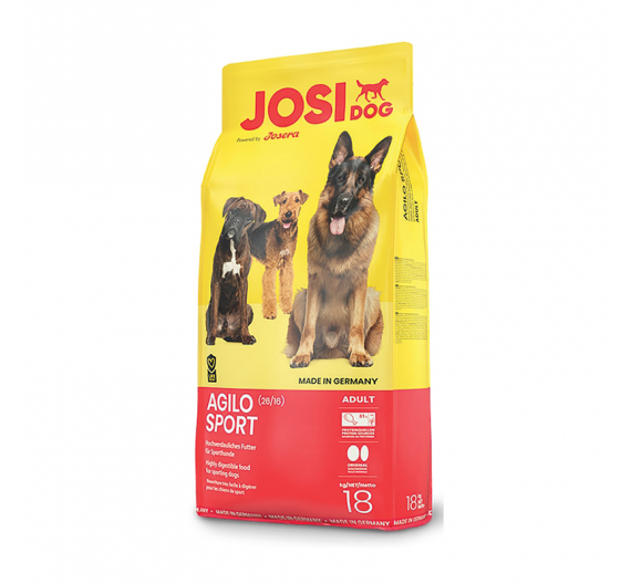 Josera JosiDog Agilo Sport Adult 18kg