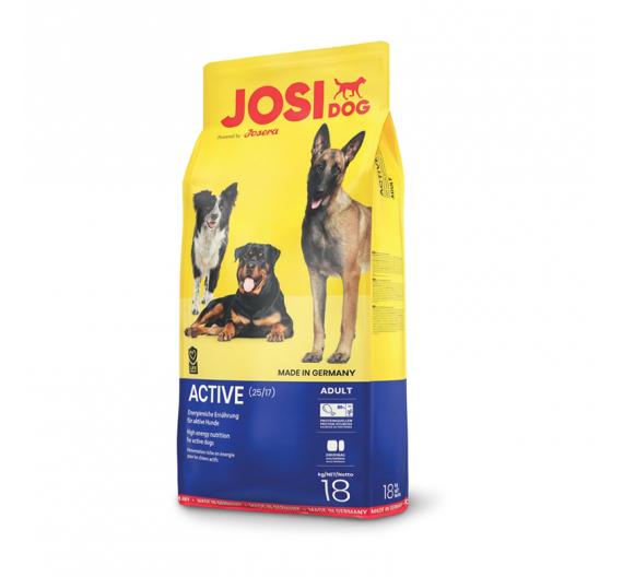 Josera JosiDog Active Adult 18kg