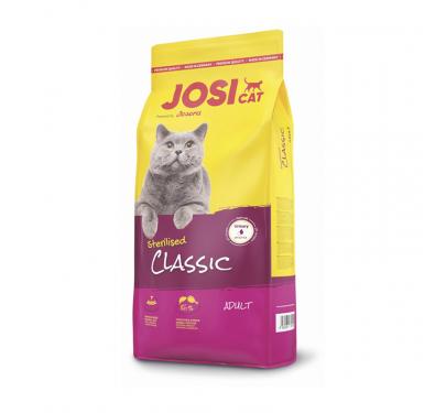 Josera JosiCat Classic Sterilised 18kg
