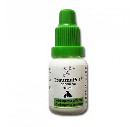 Trauma Pet Opthal Υγρό για τα Ματιά 10ml