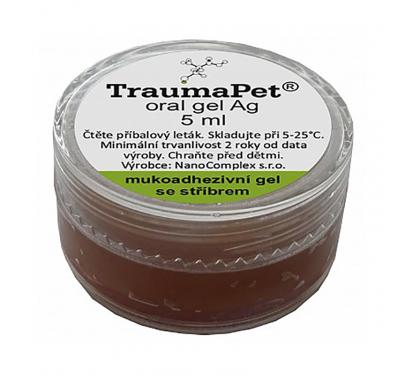 Trauma Pet Oral Gel για τα Δόντια 5ml