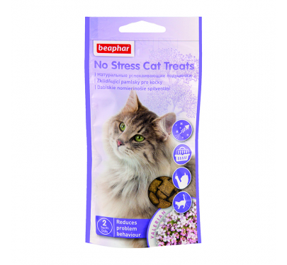 Beaphar No Stress Cat Treats 35gr