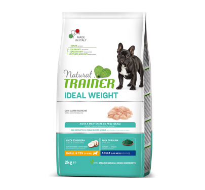 Natural Trainer Weight Care Mini Λευκά Κρέατα 2kg