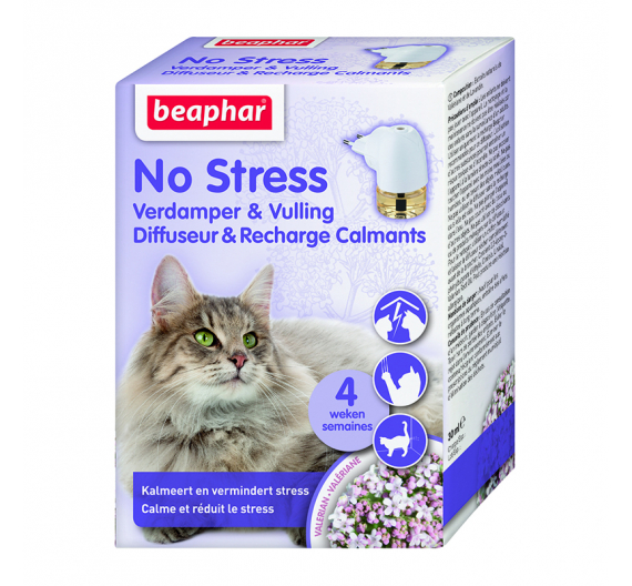 Beaphar No Stress Diffuser Pack Cat 30ml