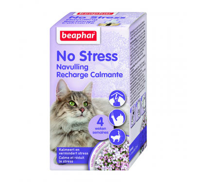 Beaphar No Stress Refill Cat 30ml