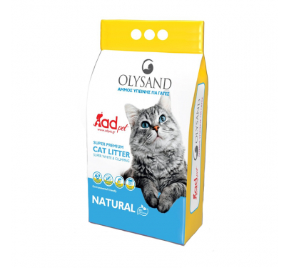 Olysand Άμμος Υγιεινής Χωρίς Άρωμα 10kg + ΔΩΡΟ Φτυαράκι