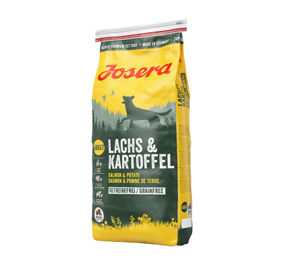 Josera Salmon & Potato Adult 15kg