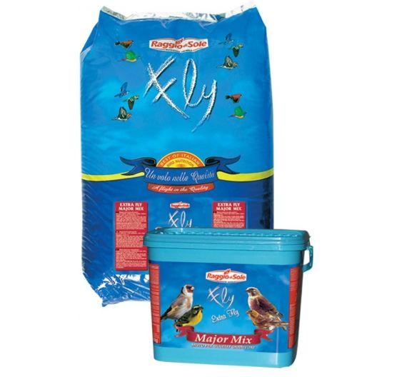 Raggio Major Mix Συντήρηση για Καρδερίνες 4kg