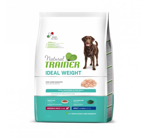 Natural Trainer Weight Care Medium Λευκά Κρέατα 3kg