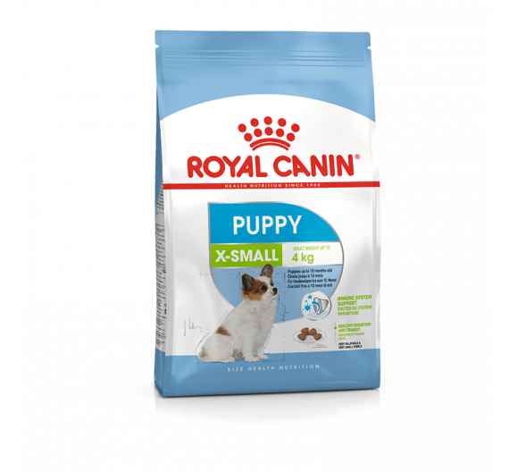 Royal Canin Xsmall Puppy 500gr