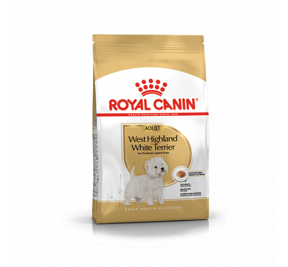 Royal Canin West Highland White Terrier Adult 1.5kg
