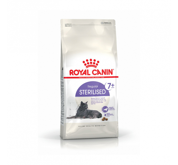 Royal Canin Sterilised +7 400g