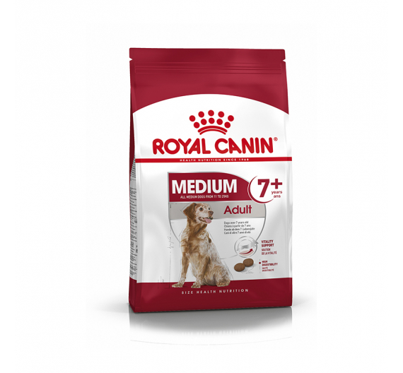 Royal Canin Medium Adult 7+ 15kg