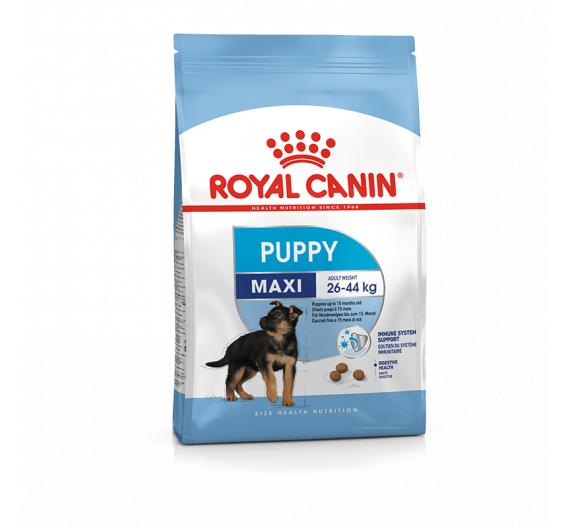 Royal Canin Maxi Puppy 15kg