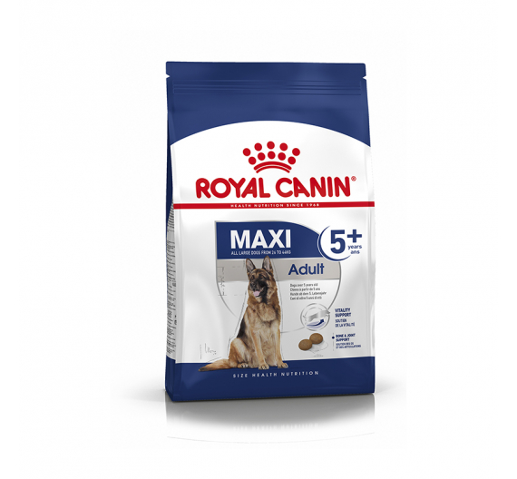 Royal Canin Maxi Adult 5+ 4kg