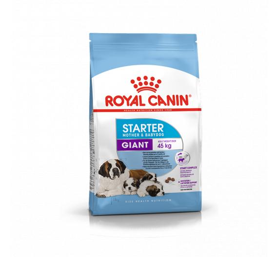 Royal Canin Giant Starter 4kg