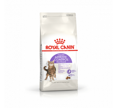 Royal Canin Sterilised Appetite Control 4kg