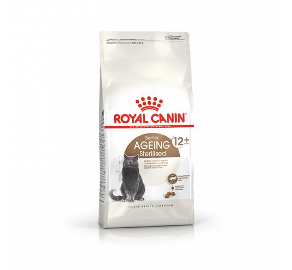 Royal Canin Sterilised 12+ 400g