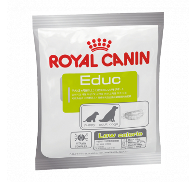 Royal Canin Cop Nut Sup Dog Educ 50gr