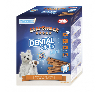 Nobby Starsnack Dental Sticks Mini