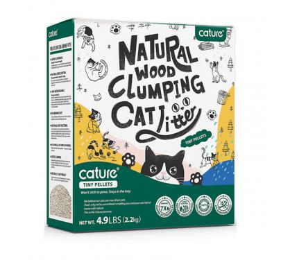 Cature Πέλλετ Γάτας Tiny Pellet 6L