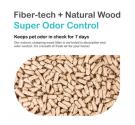 Cature Πέλλετ Γάτας με Ενεργό Άνθρακα Odor Controlplus 6L