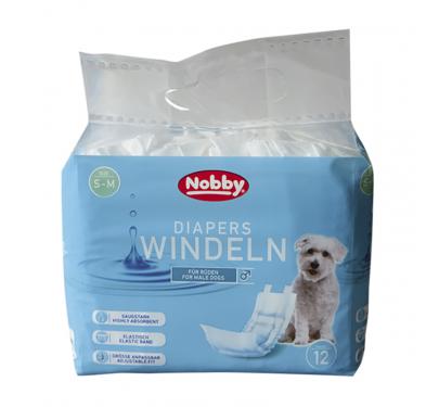 Nobby Πάνες για Αρσενικούς Σκύλους 12τμχ