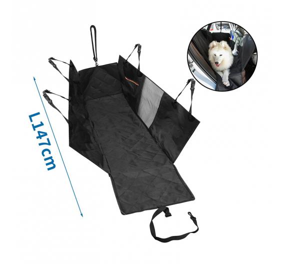 Προστατευτικό Κάλυμμα Αυτοκινήτου για Πίσω Καθίσματα 147x137εκ.
