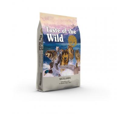 Taste of the Wild ΠΑΠΙΑ WETLANDS 13KG