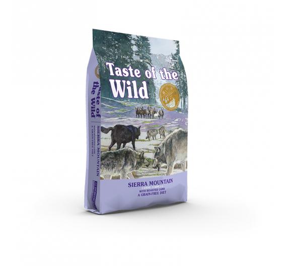 Taste of the Wild Sierra Mountain Αρνί 12.2kg