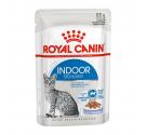 Royal Canin Wet Indoor Sterilised Jelly 85gr