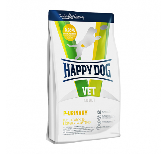 Happy Dog Vet P - Urinary 4kg