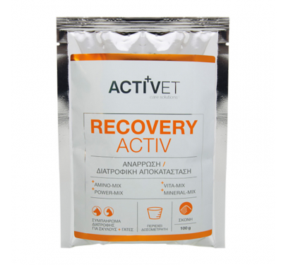Activet Recoveryactiv 100gr