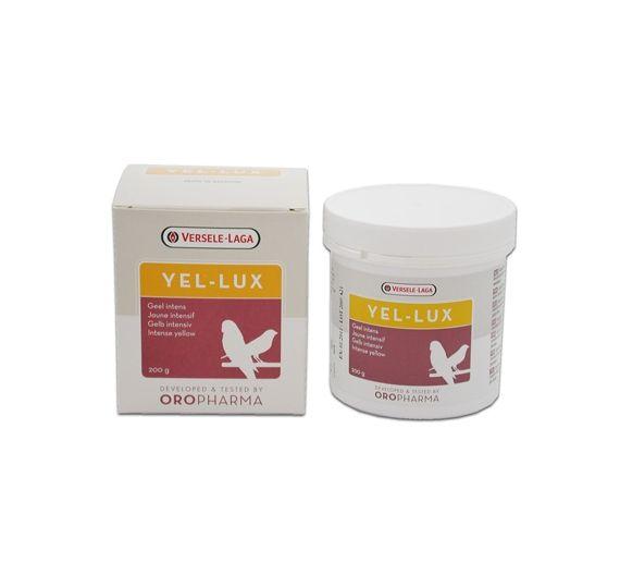 Oropharma Yel Lux Χρωστική για Κίτρινο Πτέρωμα