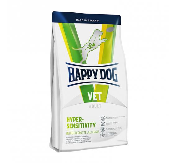 Happy Dog Vet Diet Hyper-Sensitivity 1kg