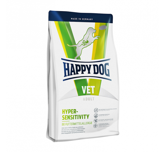 Happy Dog Vet Diet Hyper-Sensitivity 4kg
