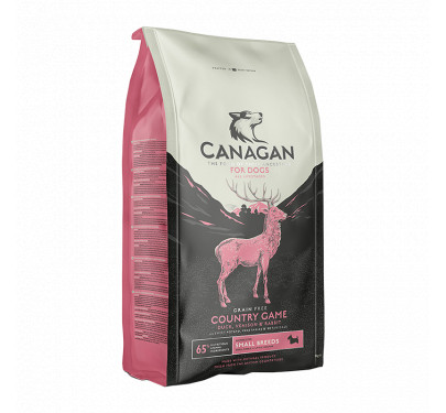 Canagan Small Breed Country Game for Dogs 6kg