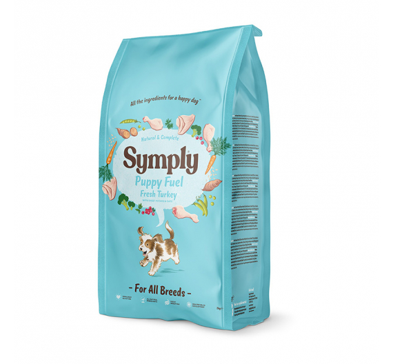 Symply Puppy Fuel Fresh Turkey 2kg