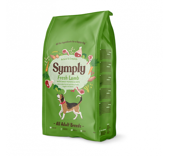 Symply Fresh Lamb All Breeds Adult 2kg
