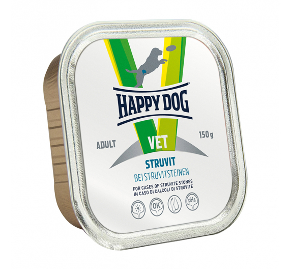 Happy Dog Vet Diet Struvit 300gr