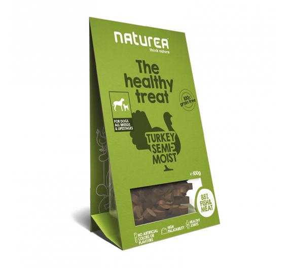 Naturea Semi-moist Snacks Chicken 100gr