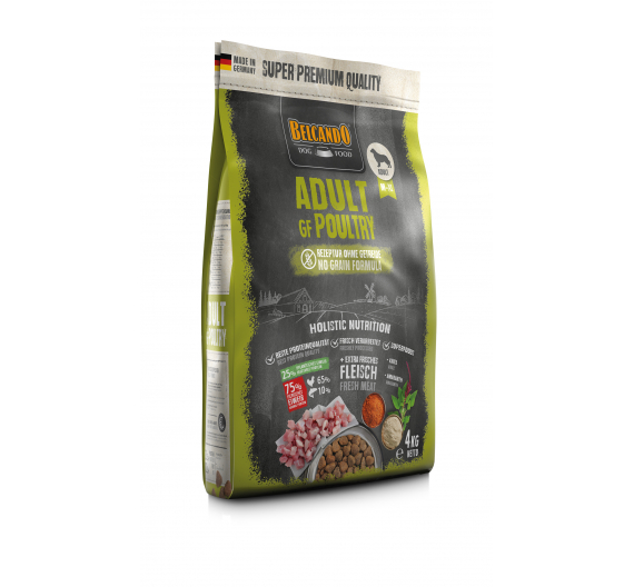 Belcando Adult Grain Free Poultry 4kg