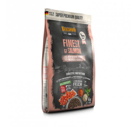 Belcando Finest Grain Free Salmon 4kg