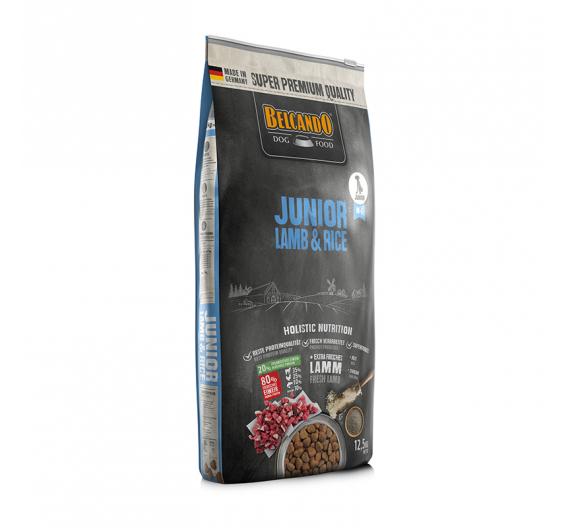 Belcando Junior Lamb & Rice 12.5kg