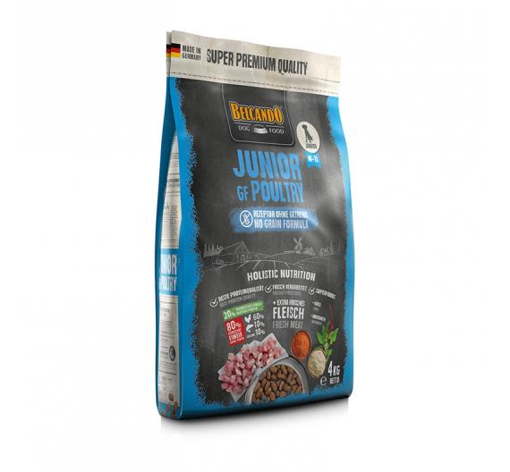 Belcando Junior Grain Free Poultry 4kg