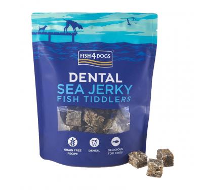 Fish4Dogs Sea Jerky Tiddlers 100gr